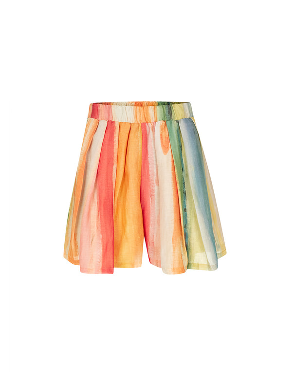 SHORTS BARBARA RAINBOW