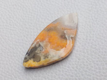 Load image into Gallery viewer, 42x21x5 mm Natural Bumblebee Jasper Freeform Shape