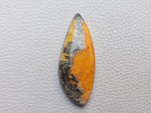 Load image into Gallery viewer, 50x19x6 mm Natural Bumblebee Jasper Freeform Shape