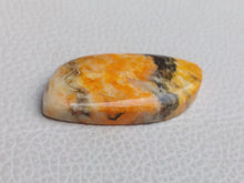 Load image into Gallery viewer, 41x19x6 mm Natural Bumble Bee Jasper Freeform Shape