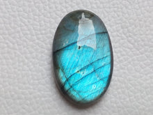 Load image into Gallery viewer, 33x21x8mm  Gemstone Labradorite Oval Shape