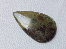 Load image into Gallery viewer, 49~30~5mm Dragon Jasper Teardrop Shape