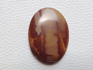 36~26~6mm Noreena Jasper Oval Shape