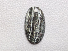 Load image into Gallery viewer, 31x18x4 mm, Natural Chrysotile Gemstone Oval Shape