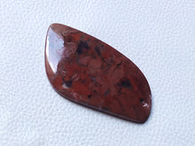 Load image into Gallery viewer, 58x31mm, Natural  Forest Fire  Jasper Free form Shape