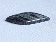 Load image into Gallery viewer, 41x19mm, Natural Black Striped Jasper Free form Shape