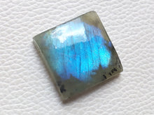 Load image into Gallery viewer, 24x24x8mm,  Natural  Labradorite Cushion Shape