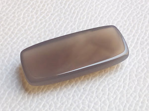 37x16x7mm,  Natural  Onyx Rectangular Shape