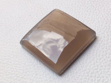 Load image into Gallery viewer, 33x33x8mm,  Natural  Onyx Square  Shape