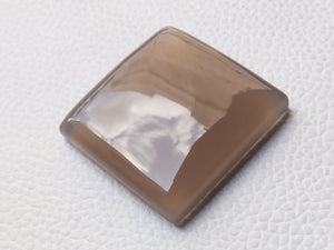 33x33x8mm,  Natural  Onyx Square  Shape