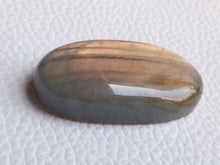 Load image into Gallery viewer, 33x17x9 mm,Natural Labradorite Cabochon Gemstone Oval Shape