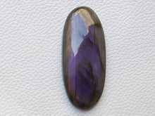 Load image into Gallery viewer, 56x24x9 mm, Natural Labradorite Cabochon Gemstone Oval Shape