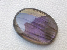 Load image into Gallery viewer, 35x25x7 mm,Natural Labradorite Cabochon Gemstone Oval Shape