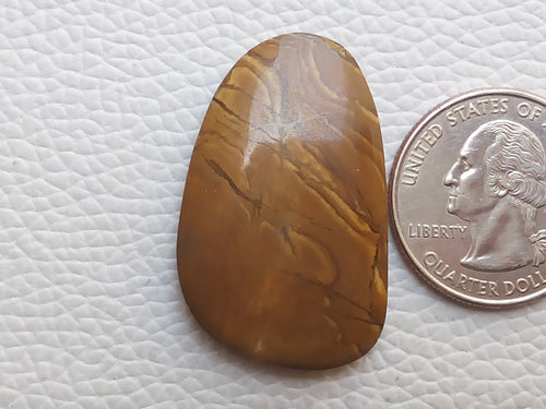 36x23x5mm Lomiya Jasper freeform Shape
