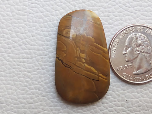 37x22x5mm Lomiya Jasper Fancy Shape