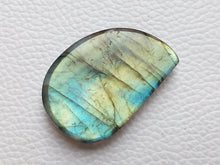 Load image into Gallery viewer, 36x25x7mm,  Multi Shaded Labradorite Gemstone Cabochon Freeform Shape