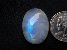 Load image into Gallery viewer, 27x20x8 mm Rainbow Moonstone Oval Shape