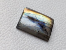 Load image into Gallery viewer, 25x18x7mm,  Tripple Shaded Labradorite Pendant Cabochon Rectangular Shape