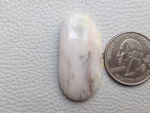 Load image into Gallery viewer, 38x19x5 mm Pink Opal Freeform Shape