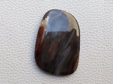 Load image into Gallery viewer, 42x30x6 mm forest fire Jasper Freeform Shape