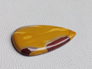 58x30x6 mm Mookaite Teardrop Shape