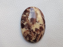 Load image into Gallery viewer, 45x31x8 mm Coconut Jasper Oval Shape