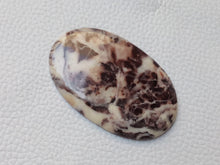 Load image into Gallery viewer, 49x31x4 mm Coconut Jasper Oval Shape