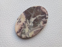 Load image into Gallery viewer, 37x25x5 mm Coconut Jasper Oval Shape