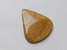 Load image into Gallery viewer, 43x37x5 mm Owyhee Jasper Teardrop Shape