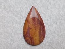 Load image into Gallery viewer, 69x40x6 mm Mookaite Teardrop Shape