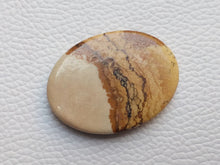 Load image into Gallery viewer, 38x28x6 mm Picture Jasper Oval Shape