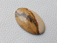 Load image into Gallery viewer, 33x20x5 mm Picture Jasper Oval Shape