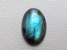 Load image into Gallery viewer, 29x20x7mm   Labradorite Gemstone Cabochon Oval Shape