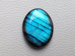 31x24x8mm   Labradorite Gemstone Cabochon Oval Shape