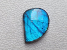 Load image into Gallery viewer, 30x22x8mm   Labradorite Gemstone Cabochon Freeform Shape