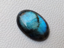 Load image into Gallery viewer, 30x20x6mm   Labradorite Gemstone Cabochon Oval Shape