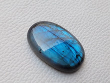 Load image into Gallery viewer, 36x22x8mm   Labradorite Gemstone Cabochon Oval Shape