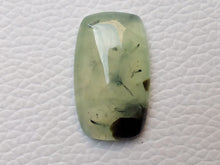 Load image into Gallery viewer, 27x16x6 mm Prehnite Rectangular Shape