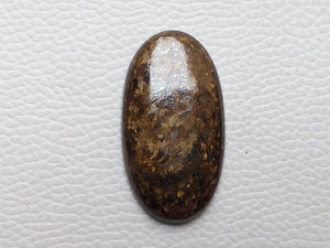 41x22x6 mm Bronzite Oval Shape