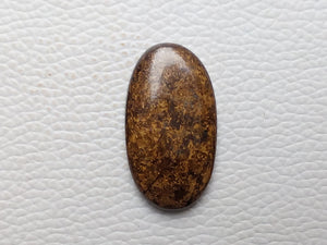 34x19x5 mm Bronzite Oval Shape