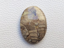 Load image into Gallery viewer, 36x26x7 mm Crazy Lace Agate Oval Shape