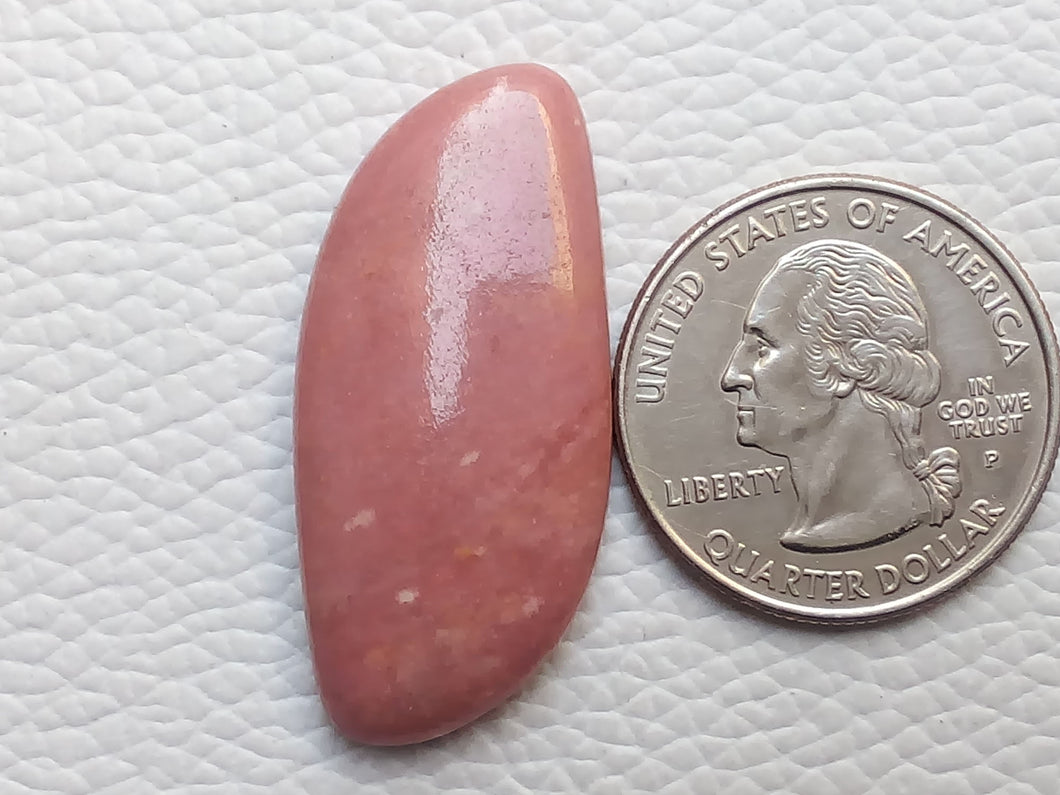 37x17x6 mm Natural Thulite freeform Shape