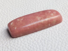 Load image into Gallery viewer, 33x12x6 mm Natural Thulite Rectangular Shape