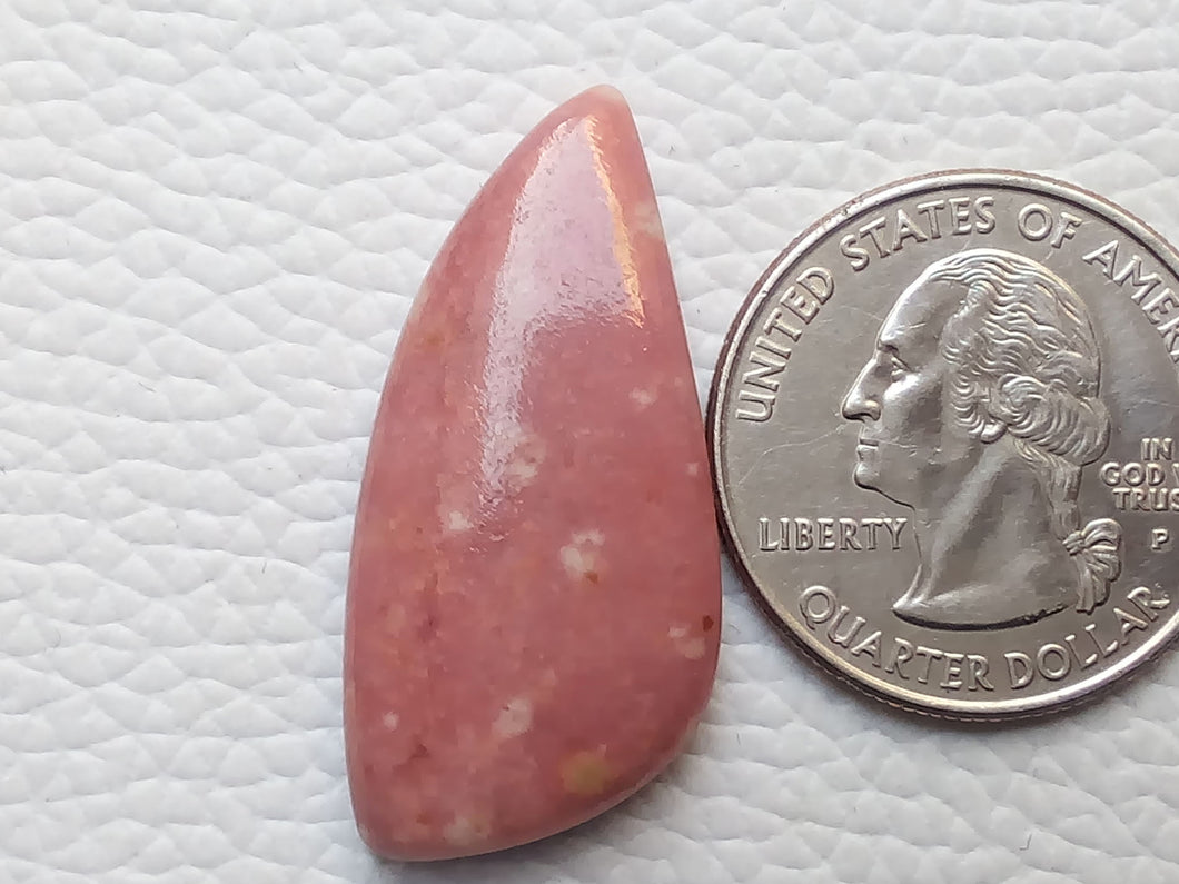 35x16x6 mm Natural Thulite freeform Shape