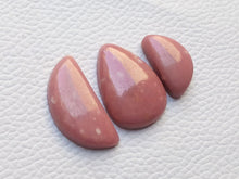 Load image into Gallery viewer, 3 Pcs Natural Thulite Mix Shape
