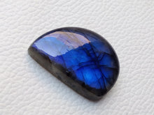 Load image into Gallery viewer, 34x23x8mm   Labradorite Gemstone Cabochon Freeform Shape