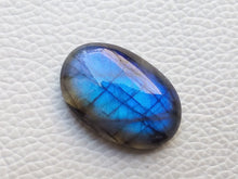 Load image into Gallery viewer, 27x18x7mm   Labradorite Gemstone Cabochon Oval Shape