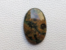 Load image into Gallery viewer, 32x21x6 mm Fruit Jasper Oval Shape