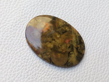 Load image into Gallery viewer, 40x29x4 mm Fruit Jasper Oval Shape