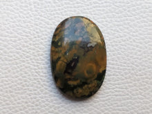 Load image into Gallery viewer, 35x24x6 mm Fruit Jasper Oval Shape